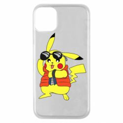 Чохол для iPhone 11 Pro Back to the Future Marty McFly Pikachu