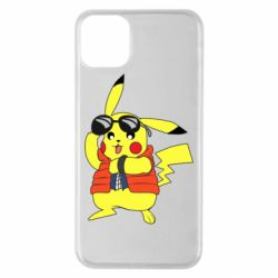 Чохол для iPhone 11 Pro Max Back to the Future Marty McFly Pikachu