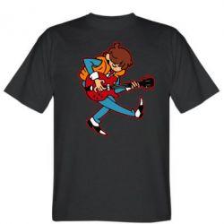 Чоловіча футболка Back to the Future Marty McFly