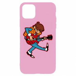Чехол для iPhone 11 Back to the Future Marty McFly