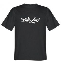 Мужская футболка Bad Boy Logo