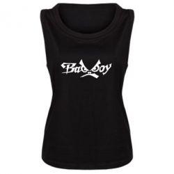 Женская майка Bad Boy Logo - FatLine