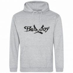 Мужская толстовка Bad Boy Logo - FatLine