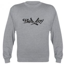 Реглан (свитшот) Bad Boy Logo - FatLine