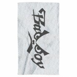 Полотенце Bad Boy Logo