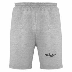 Мужские шорты Bad Boy Logo - FatLine