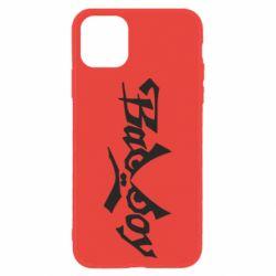 Чехол для iPhone 11 Bad Boy Logo