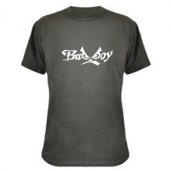Камуфляжная футболка Bad Boy Logo