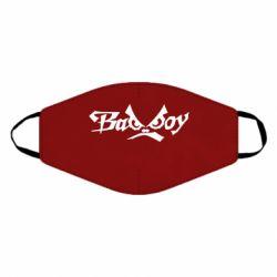 Маска для лица Bad Boy Logo