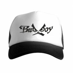 Кепка-тракер Bad Boy Logo - FatLine