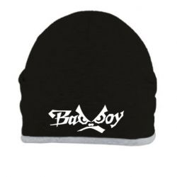Шапка Bad Boy Logo - FatLine