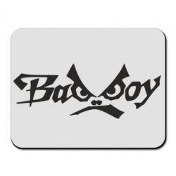 Коврик для мыши Bad Boy Logo