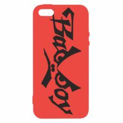Чехол для iPhone5/5S/SE Bad Boy Logo