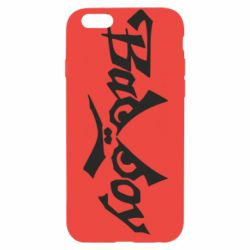 Чехол для iPhone 6/6S Bad Boy Logo