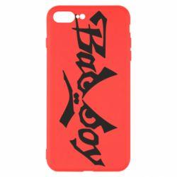 Чехол для iPhone 7 Plus Bad Boy Logo