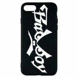 Чехол для iPhone 8 Bad Boy Logo