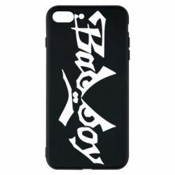 Чехол для iPhone 8 Plus Bad Boy Logo