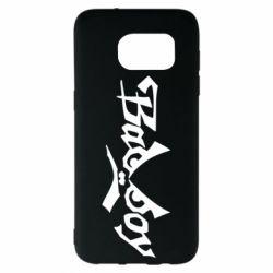 Чехол для Samsung S7 EDGE Bad Boy Logo