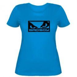 Женская футболка Bad Boy - FatLine