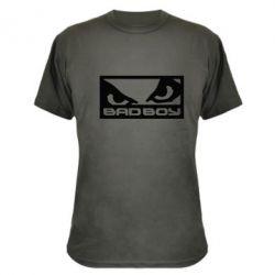 Камуфляжная футболка Bad Boy - FatLine