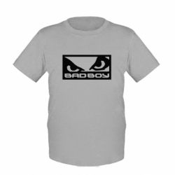 Детская футболка Bad Boy - FatLine