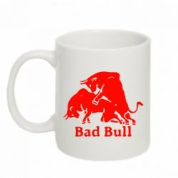 Кружка 320ml Bad Bull - FatLine