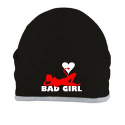 Шапка Bad Girl - FatLine