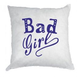 Подушка Bad Girl - FatLine