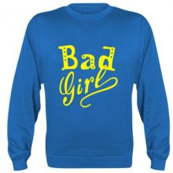 Реглан Bad Girl - FatLine