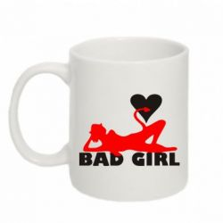 Кружка 320ml Bad Girl
