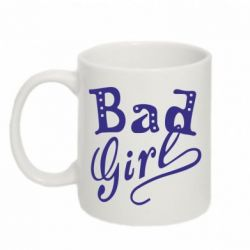 Кружка 320ml Bad Girl - FatLine