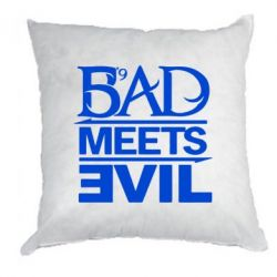 Подушка Bad Meets Evil - FatLine
