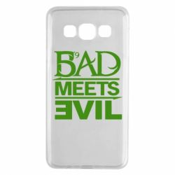 Чехол для Samsung A3 2015 Bad Meets Evil