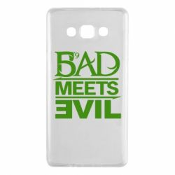 Чехол для Samsung A7 2015 Bad Meets Evil