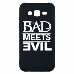 Чехол для Samsung J5 2015 Bad Meets Evil