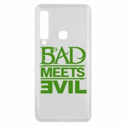 Чехол для Samsung A9 2018 Bad Meets Evil