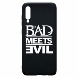 Чехол для Samsung A70 Bad Meets Evil