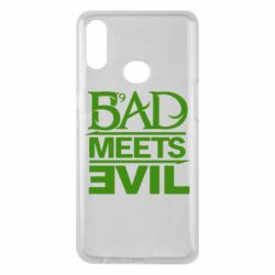 Чехол для Samsung A10s Bad Meets Evil