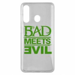 Чехол для Samsung M40 Bad Meets Evil