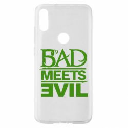 Чехол для Xiaomi Mi Play Bad Meets Evil
