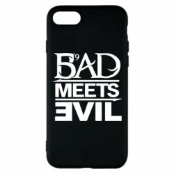 Чехол для iPhone 7 Bad Meets Evil