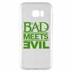 Чехол для Samsung S7 EDGE Bad Meets Evil
