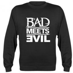 Реглан (свитшот) Bad Meets Evil - FatLine