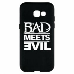 Чехол для Samsung A5 2017 Bad Meets Evil