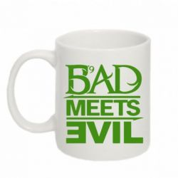 Кружка 320ml Bad Meets Evil