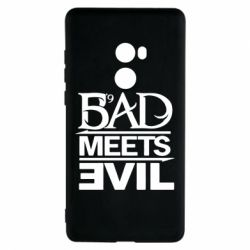 Чехол для Xiaomi Mi Mix 2 Bad Meets Evil