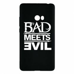 Чехол для Xiaomi Mi Note 2 Bad Meets Evil