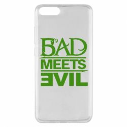 Чехол для Xiaomi Mi Note 3 Bad Meets Evil
