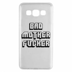 Чехол для Samsung A3 2015 Bad Mother F*cker