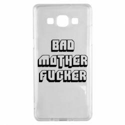Чехол для Samsung A5 2015 Bad Mother F*cker